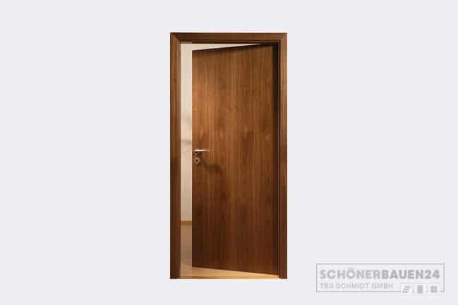 Gut bekannt Konold - Türelement Nussbaum amerikanisch Echtholzfurnier FV23